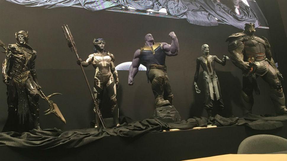 Resultado de imagem para avengers infinity war ordem negra