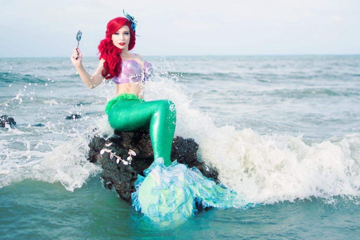 [COSPLAY DA SEMANA] Ariel da LoliSakura!